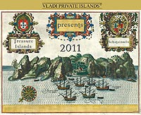 Vladi Private Islands Calendar 2011