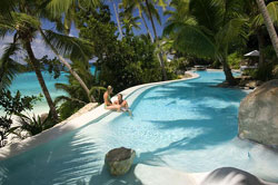 Exclusive rentals of luxury island resort North Island look to be a popular choice in 2014