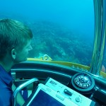 Inside a submersible