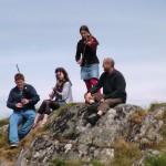 Musicians on Gigha
