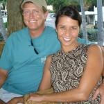 Island Managers Steve and Angela