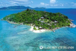 Private Island Seychelles - Image Courtesy of Vladi Private Islands