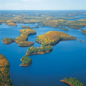 (Islands in Nova Scotia Courtesy of F. Vladi)