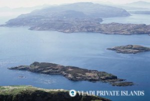 (Image of islands near Skye from VPI)