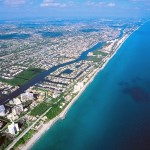 (Florida&#039;s Space Coast barrier island)