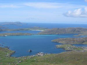 (Islands in The Outer Hebrides)