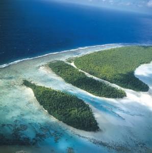 (Islands in Tetiaroa by Farhad Vladi)
