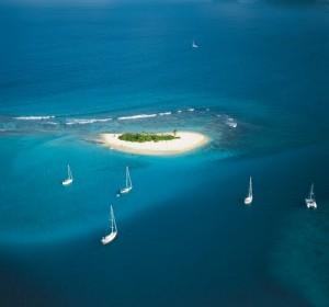 Sandy Spit - British Virgin Islands (Image Copyright Farhad Vladi)