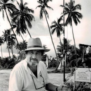 (Fiji Resort Pioneer Dick Smith)