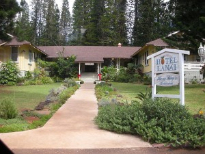 (The boutique Hotel Lanai)