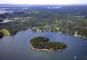 Harbor Island, Maine - Image Courtesy of Vladi Private Islands