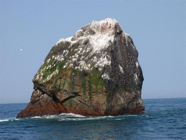(Rockall Island image by Andy Strangeway)