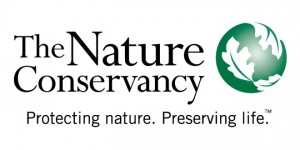 The Nature Conservancy Logo appears with thanks to www.nature.org