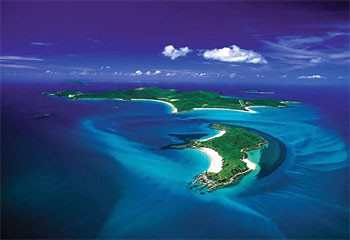 (Great Keppel Island image by Tourism Queensland)