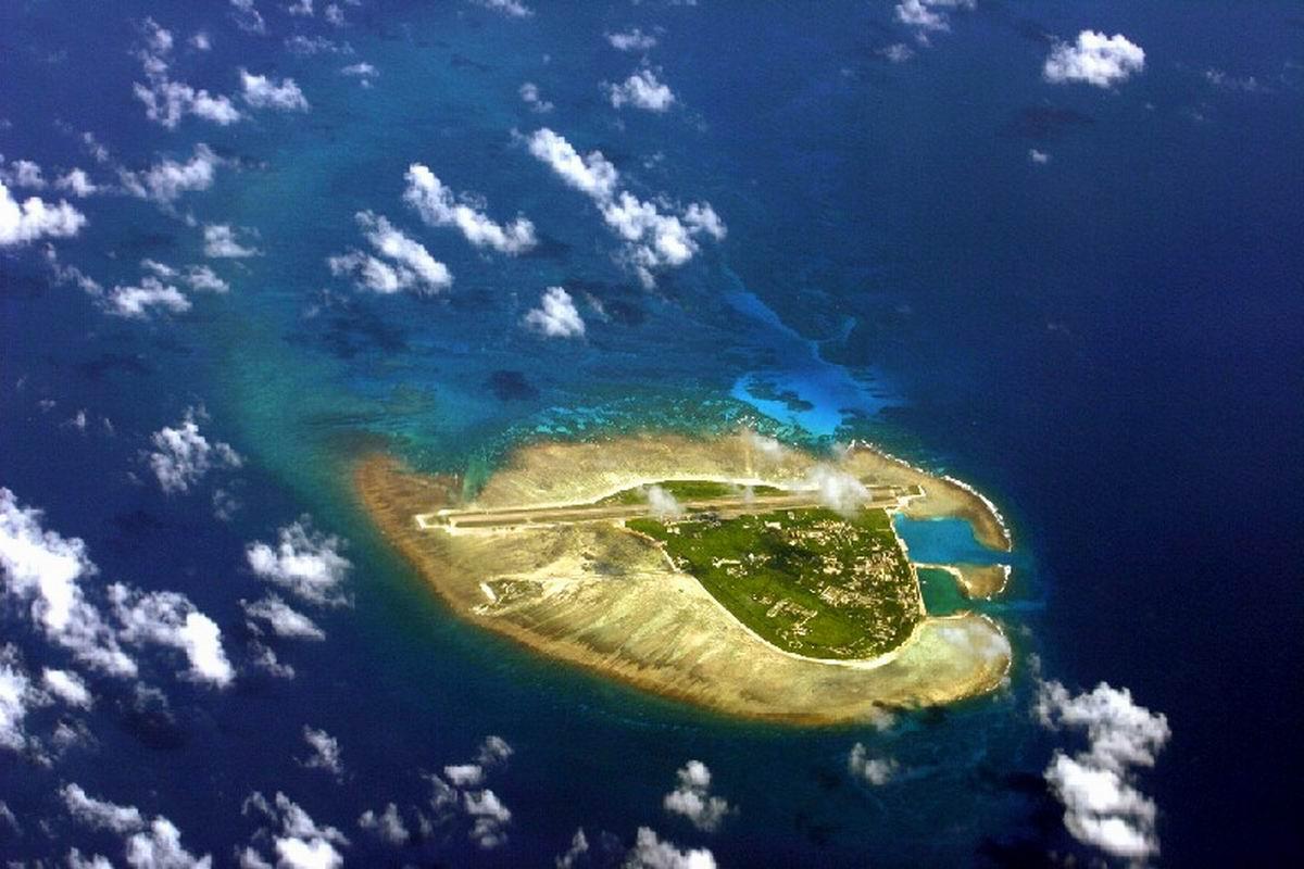 Zhongsha Islands