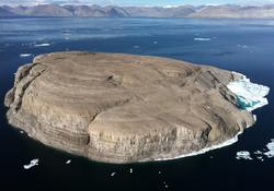Hans Island Courtesy of Wikipedia.org