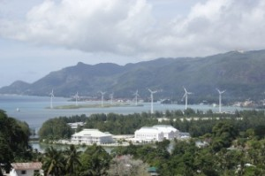 Seychelles Windfarm Courtesy of Masdar.ae