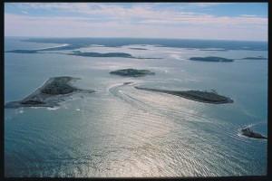 Harbor Islands, Boston - Photo Courtesy of MWRA.com