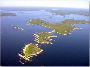 Borgles Island - Courtesy of Nova Scotia Nature Trust