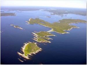 Borgles Island - Courtesy of Nova Scotia Nature Trust
