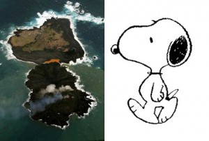 Snoopy Island, Japan - Photo courtesty of http://kingdomofstyle.typepad.co.uk