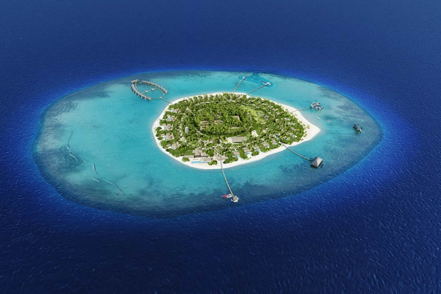 Private Island Resorts In Usa