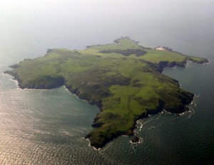 Lambay Island - Courtesy of UCD.ie