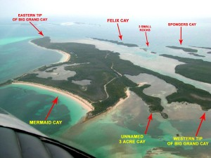 Big Grand Cay - Photo Courtesy of Vladi Private Islands