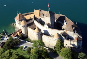 Chateau Chillon - Mainau - Photo Courtesy of Vladi Private Islands