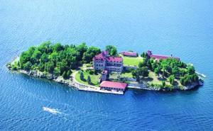 Singer Castle - Photo Courtesy of Vladi Private Islands
