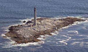 Boon Island - Photo Courtesy of www.seacoastonline.com