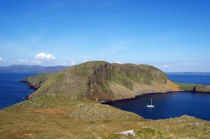 Shiant Island - Photo Courtesy of www.northernlight-uk.com