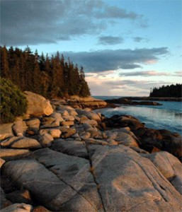 High Island - Photo Courtesy of Maine Coast Heritage Trust