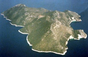 Greek Island in the Ionian Sea - Photo Courtesy of Vladi Private Islands