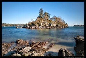 Grace Islet - Photo Courtesy of John Cameron, via www.westcoastnativenews.com