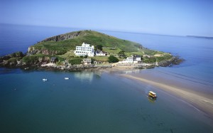 Burgh Island - Photo Courtesy of www.roughguides.com