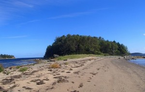 Goat Island - Photo Courtesy of Mahone Islands Conservation Association