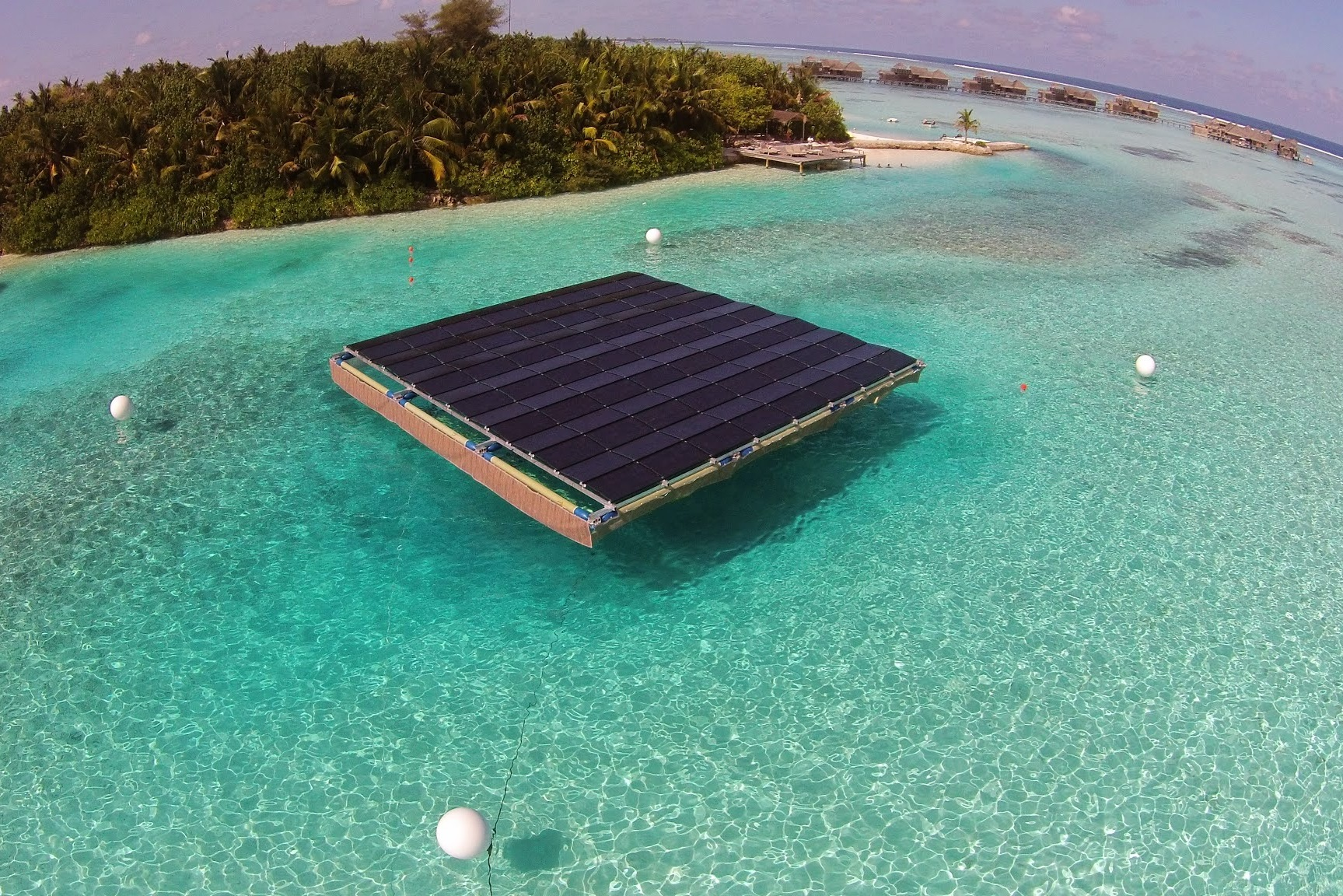 Maldives A Solar Future For The Best Hotel In The World