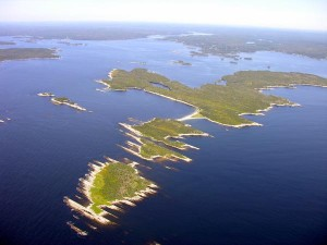 Middle and Outer Islands - Photo Courtesy of NS Nature Trust