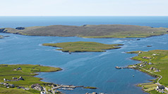 Linga Island, Scotland - Photo Courtesy of Vladi Private Islands GmbH