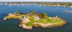 Tavern Island, Connecticut - Photo Courtesy of Vladi Private Islands