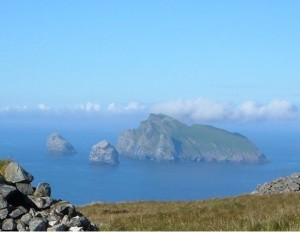 Boreray and the Stacs