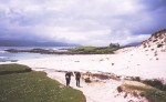 Taransay beach