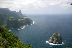 Ulleung Island