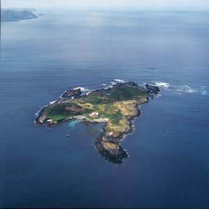 Carbery Island, West Cork currently for sale