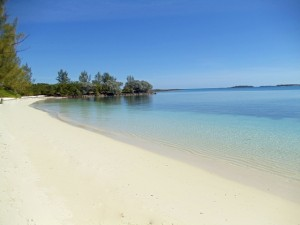 South shore, Bonefish Cay