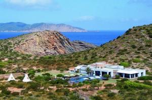 Spanish private island paradise