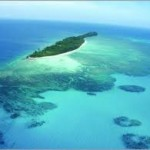 (Mengalum Island Image from wikisabah.com)