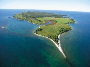 Galloo Island, USA, NY, Photo courtesy of VLADI PRIVATE ISLANDS