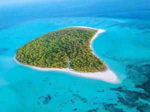 Island in Noonu Atoll